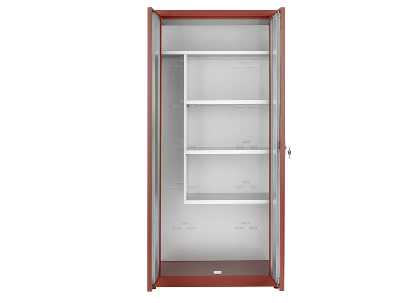 Exceptionnel ZINC PLASTICIZED CABINETS   BIG BROOM CUPBOARD